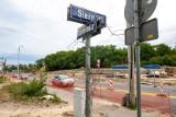 Od 4 lipca utrudnienia w rejonie skrzyżowania ul. Kujawskiej i Sierocej. Ulica Sieroca będzie bez przejazdu [zdjęcia, wideo]