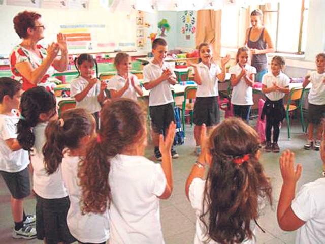 Wizyta w szkole w cypryjskim Pafos. Tam lekcje trwają tylko 40 minut.