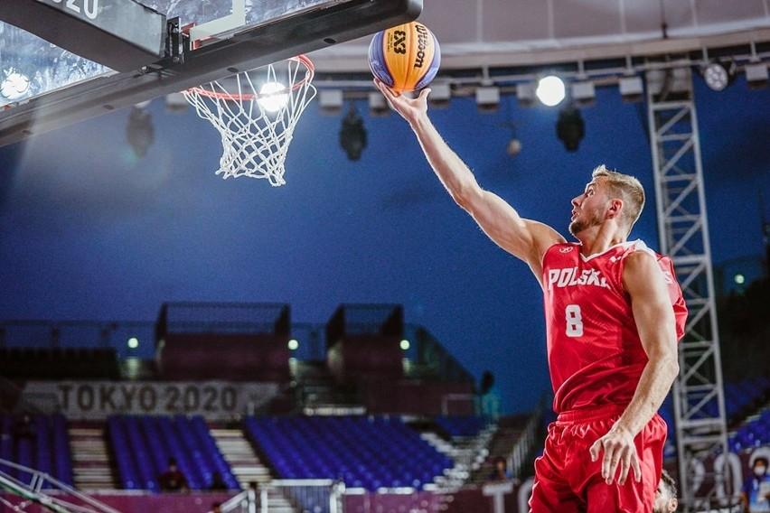 Polska przegrała z Serbią 12:15 w turnieju koszykówki 3x3.