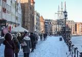 Gdańsk pod śniegiem zachwyca! Zobacz zdjęcia z zimowego spaceru po mieście
