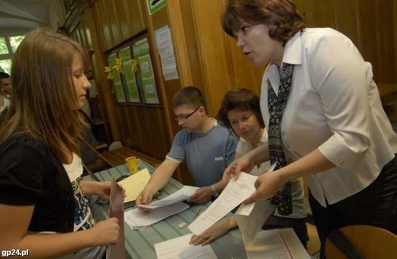 Rekrutacja do LO nr 2, obok techników najpopularniejszej szkoły w Słupsku wśród gimnazjalistów.