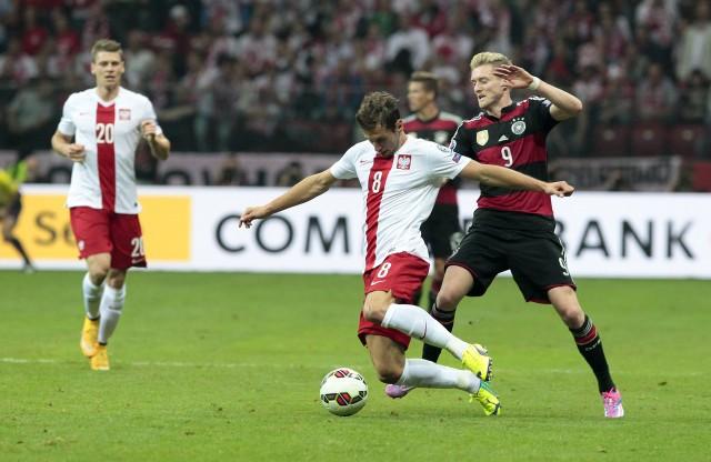 - Byłoby bardzo smutno, jeżeli byśmy nie wygrali ze Szkotami, po pokonaniu Niemców – twierdzi Grzegorz Krychowiak.