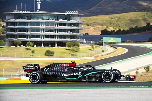 Grand Prix Portugalii. Valtteri Bottas najszybszy na nowym torze w Formule 1