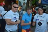 Gwiazdy Googlebox na zawodach strongmanów w Suchowoli! Tłumy na Bitwie o Centrum Europy