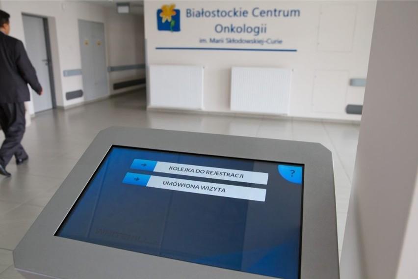 Ul. Warszawska. Białostockie Centrum Onkologii większe i zmodernizowane (zdjęcia, wideo)