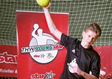 Zdaniem szkoleniowców THW Kiel 14-latek z Wrocławia to materiał na przyszłą gwiazdę