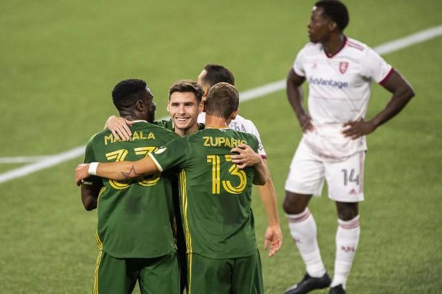 Dwie bramki Jarosława Niezgody w MLS