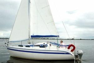 Jacht Tes 678 BT