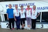 Sportowcy weterani z powiatu skarżyskiego nie schodzą z podium. Muszą toczyć bratobójcze pojedynki [ZDJĘCIA]
