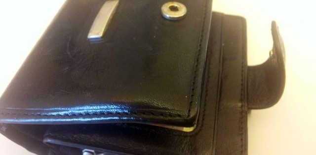 Mężczyźnie za przywłaszczenie portfela grozi nawet do 3 lat pozbawienia wolności.