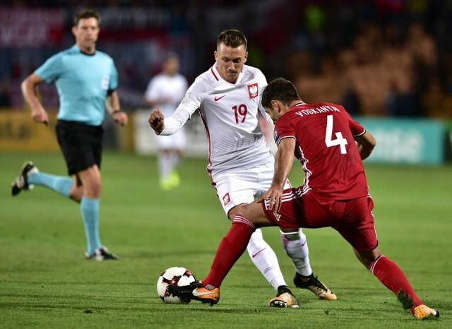 Armenia - Polska 1:6. Wszystkie bramki Youtube 05.10.2017 [Skrót meczu, bramki]