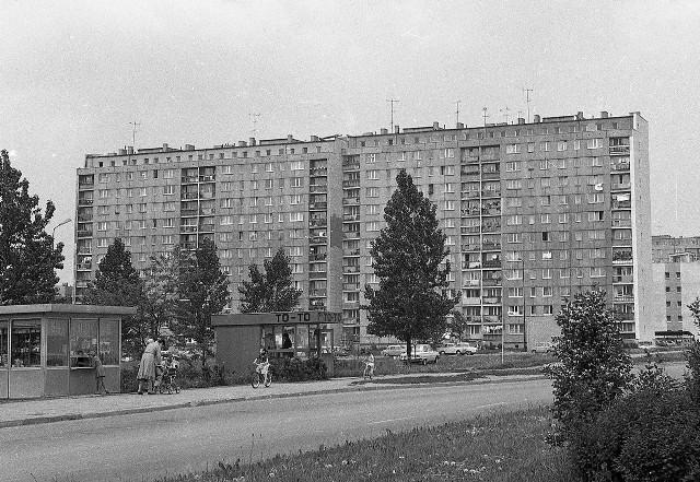 Jak wyglądały ulice Koszalina, osiedla i poszczególne budynku na przełomie lat 80-90-tych XX wieku? Sprawdźcie na wyjątkowych zdjęciach Krzysztofa Sokołowa, znanego koszalińskiego fotografa.