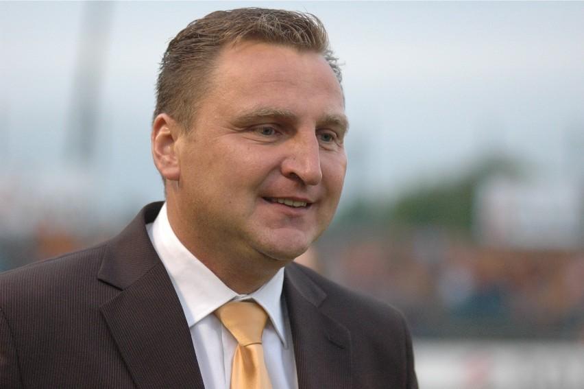 Czesław Michniewicz trenerską karierę zaczynał w Poznaniu.
