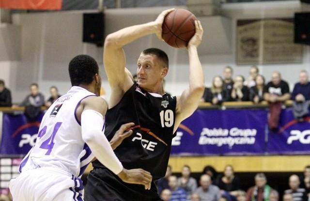 Uroš  Nikolić  zaprezentował w starciu z Asseco świetną dyspozycję. Zdobył 21 pkt