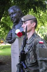 """Kraków. """"Inka"""" - pamiętamy! Rocznicowe uroczystości w parku Jordana"""