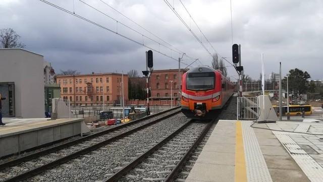 Przystanek kolejowy Wrocław Szczepin jest gotowy, ale przez konflikt pomiędzy instytucjami pociągi nie będą się na nim zatrzymywać