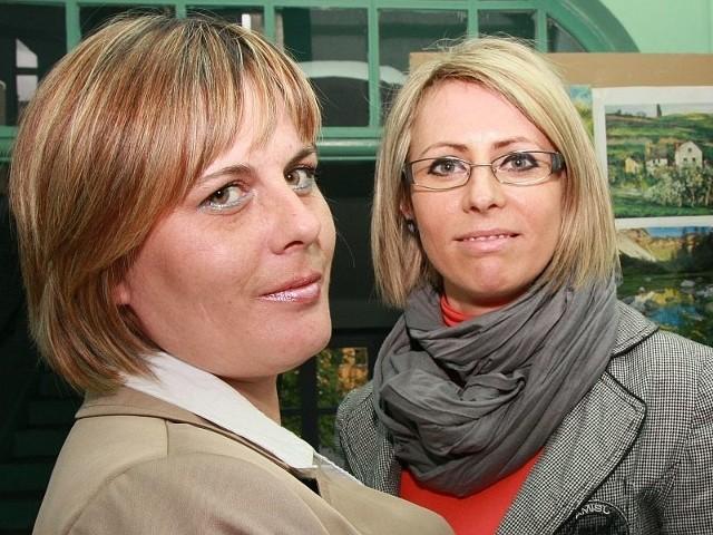 Szczepienia popierają m.in. matki gimnazjalistek Anna Śliwińska i Anna Bąk.