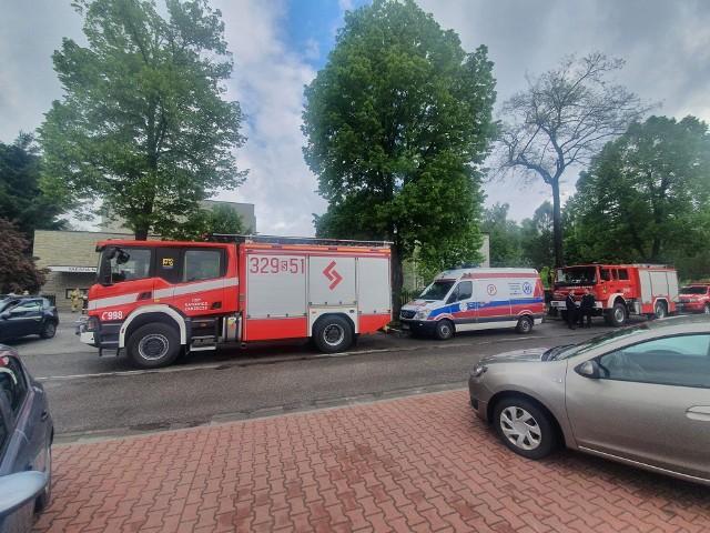 Służby ratunkowe towarzyszyły w ostatniej drodze Krzysztofowi Lacie