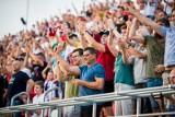 Kibice na meczu Abramczyk Polonia Bydgoszcz - Aforti Start Gniezno [zdjęcia]