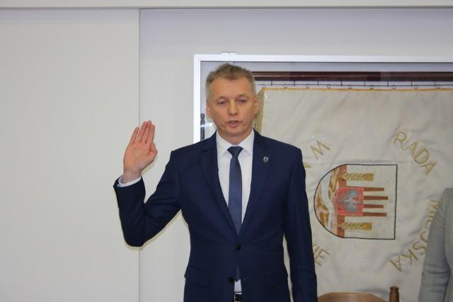 Myszków: pierwsza sesja Rady Miasta po wyborach 2018