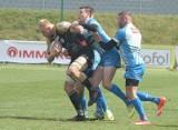 Rugbyści Budowlanych grali ze zmiennym szczęściem