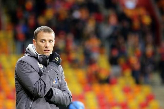 Rafał Grzyb to zdaniem trenera Cracovii profesjonalista i fantastyczny człowiek