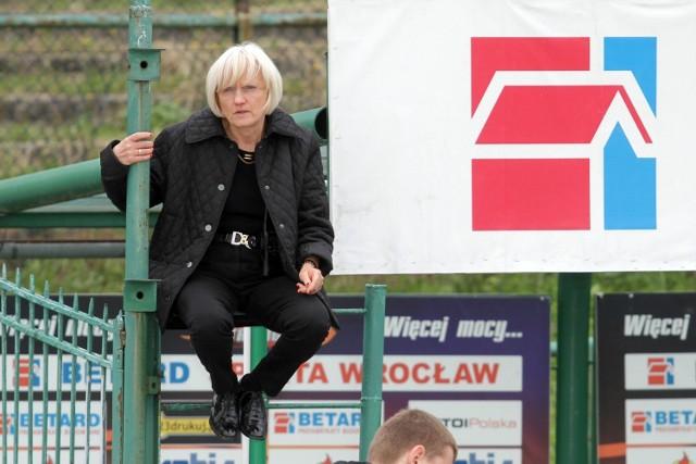 Krystyna Kloc: Dopóki ja tu jestem szefem, Piotr Świderski do drużyny nie wróci.