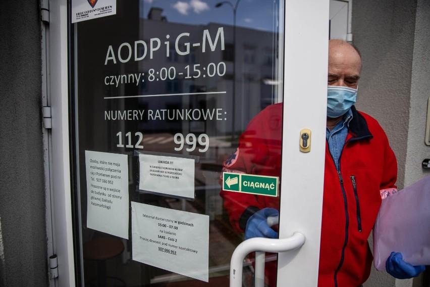 Laboratorium Akademickiego Ośrodka Diagnostyki...