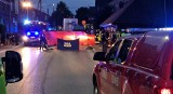 Tragiczny wypadek w Daleszycach. Samochód śmiertelnie potrącił kobietę i 4-letnią dziewczynkę [ZDJĘCIA]