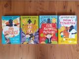 """Książki dla dzieci z serii """"Superbohater antyku"""". Poznaj Herkulesa, Pitagorasa, Hermesa i wielu innych herosów. Oto greckie mity"""