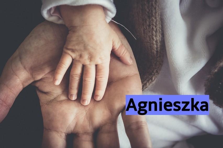 Agnieszka to kobieta pogodna, optymistycznie nastawiona do...