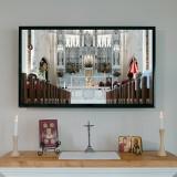 Gdzie msze święte w TV, radiu i online? Triduum Paschalne i Wielkanoc 2020 - kiedy oglądać nabożeństwa na żywo? Program TV 12.04.2020