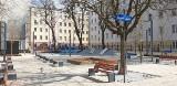 Nowy park kieszonkowy w Łodzi czeka na otwarcie. Udostępniony zostanie jeszcze tej wiosny