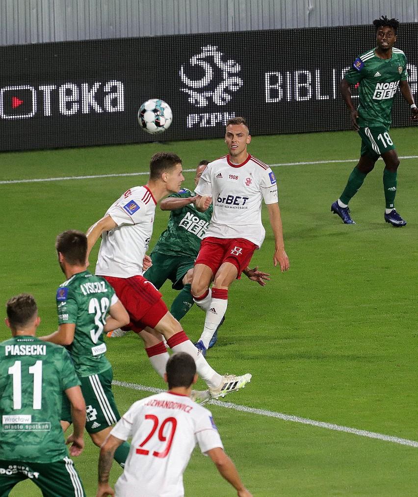 Pierwszy poważny sukces Wojciecha Stawowego w ŁKS Łódź