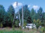 Ozierany: Energetycy wycięli drzewa bez zgody właścicielki