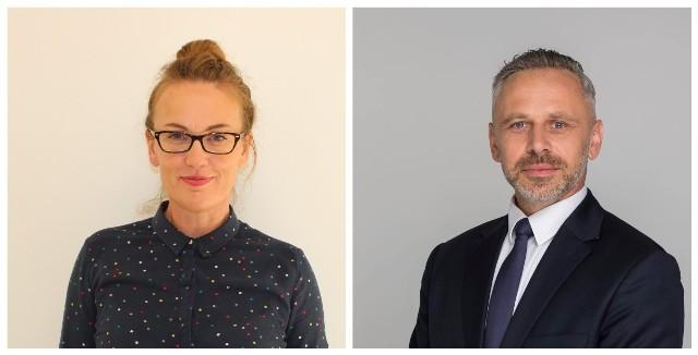 Magdalena Pudło i Arkadiusz Stefaniak to kandydaci na wójta gminy Kijewo Królewskie. Wybory już 3 października