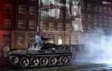 Szczeciński Grudzień '70. Inscenizacja historyczna na placu Żołnierza Polskiego w Szczecinie. Zobacz zdjęcia