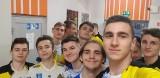 Siatkówka. SKPS Dunajec Nowy Sącz zrealizował trzy cele w jednym meczu i został wicemistrzem!