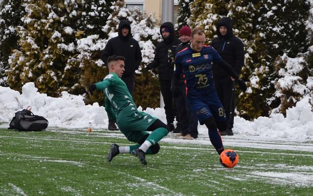 Piłkarze Odry Opole przed przerwą wyglądali blado, ale po niej zdobyli aż trzy bramki i dzięki temu wywalczyli remis.