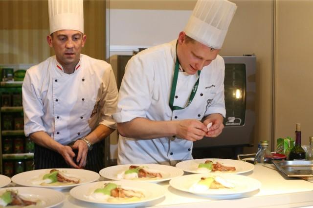 II Kulinarny Rajd Mistrzów w Haston City Hotel