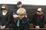 20 lat więzienia dla Kamila S., który znęcał się nad 4-letnią Oliwką. Uderzył w twarz, a potem złapał i dwa razy rzucił na łóżko