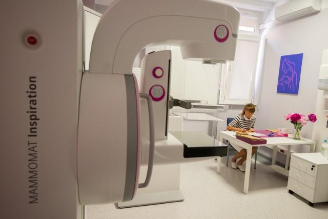 W tym roku z bezpłatnych badań mammograficznych w ramach Programu Profilaktyki Raka Piersi, także w Grudziądzu, pierwszy raz mogą skorzystać panie z rocznika 1971.