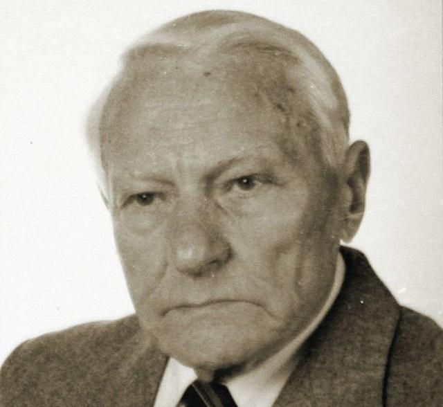 Stanisław Hirsch (1921 - 2009).