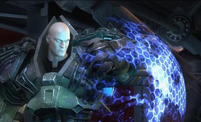 Injustice: Gods Among UsLex Luthor, jedna z postaci dostępnych w demie (a co za tym idzie także na mistrzostwach) gry Injustice: Gods Among Us.