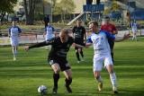 Piłkarze Lechii Zielona Góra dwa razy musieli gonić wynik i znów nie wygrali na własnym boisku