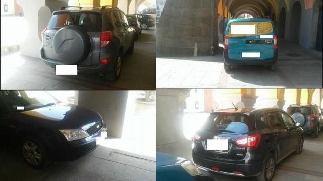 Za złe parkowanie jest teraz łatwiej ukarać