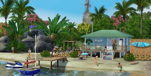 The Sims 3: Rajska WyspaThe Sims 3: Rajska Wyspa, czyli idealna gra wakacyjna. Dla fanów serii.