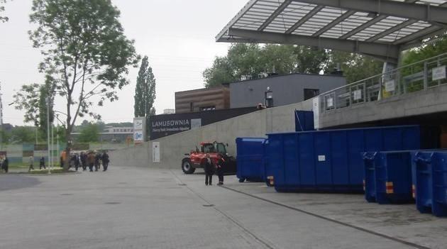 Lamusownia w Krakowie znów jest otwarta