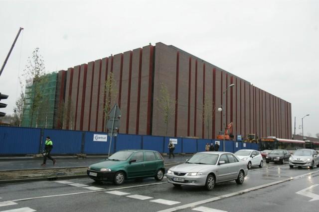 Budowa siedziby NOSPR w Katowicach
