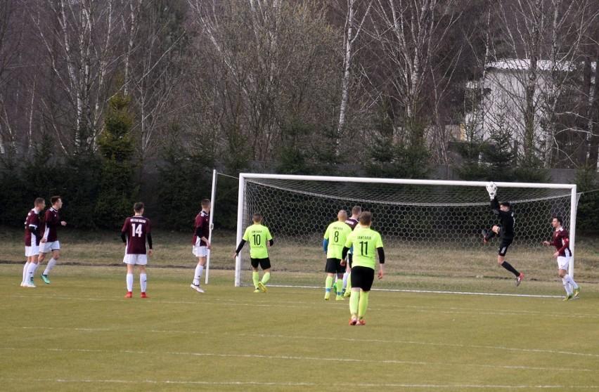 Liga okręgowa. Start Miastko - Jantaria Pobłocie 1:0.